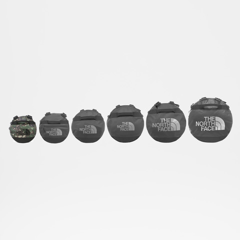 Картинка баул The North Face Base Camp Duffel Xs Bnolgrncam - 5
