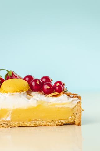 Тарт лимонний ваговий