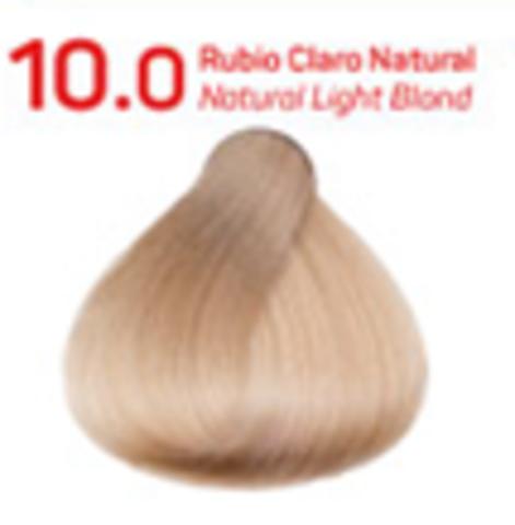 10.0 натуральный светлый блондин KV-1