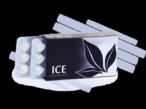 APL. Аккумулированное драже ICE для здоровья желудка. Старый состав