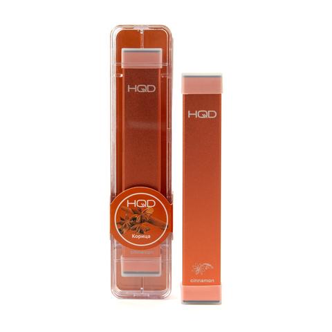 Одноразовая электронная сигарета HQD Ultra Stick Cinnamon (Корица) 1 шт