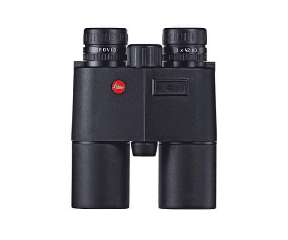 Бинокль-дальномер Leica Geovid 8x42 HD-R, M - фото 2