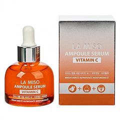LA MISO Сыворотка ампульная с витамином С, 35мл