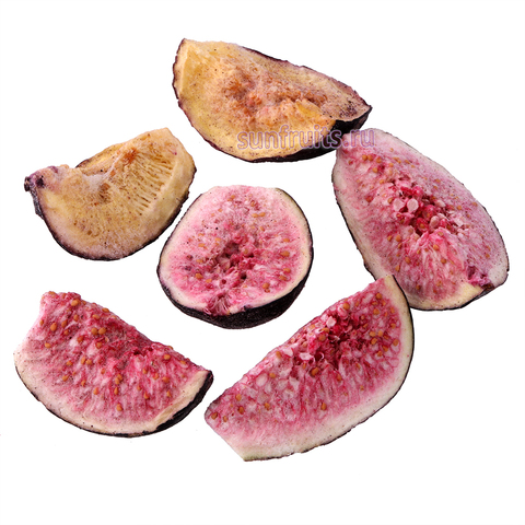 Инжир сублимированный из Узбекистана