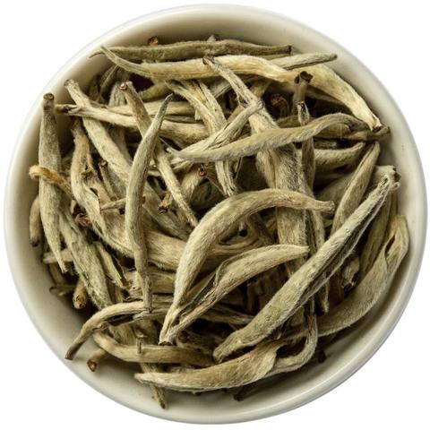Белый чай серебряные иглы  (Бай Хао Инь Чжень)