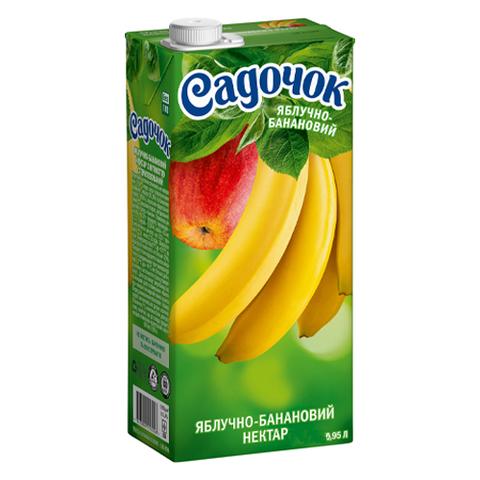 Нектар Яблоко-Банан