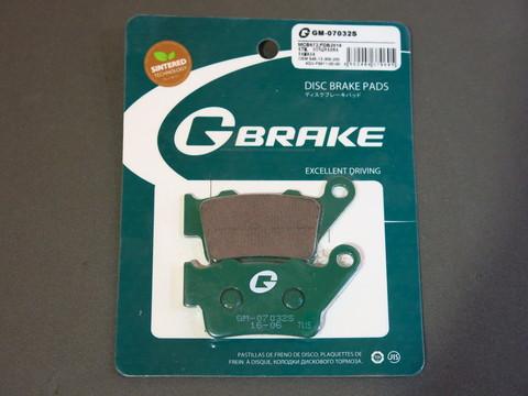 Тормозные колодки G-brake GM-07032