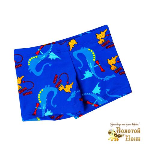 Плавки купальные мальчику (2-7) 210516-СМ44088