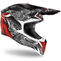 Кроссовый шлем Airoh Wraap Octopus матовый размер XL (60-61)