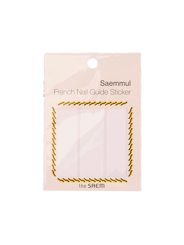 Для маникюра и педикюра Наклейки для дизайна ногтей French Nail Guide Sticker 03. Thunder and Lightning i12232_1484601902_10.jpg