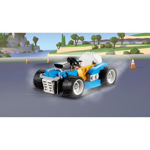 LEGO Creator: Экстремальные гонки 31072 — Extreme Engines — Лего Креатор Создатель
