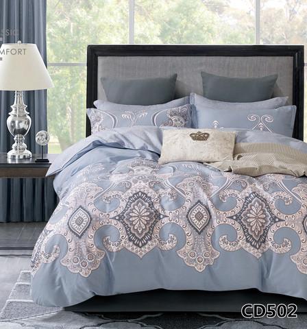 1.5-Спальное постельное белье сатин Arlet CD-501