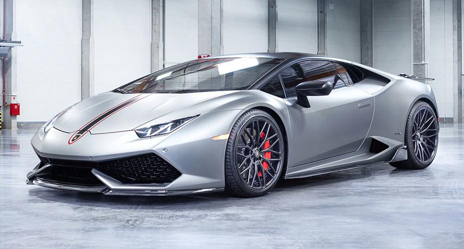 Обвес Vorsteiner Verona для Lamborghini Huracan