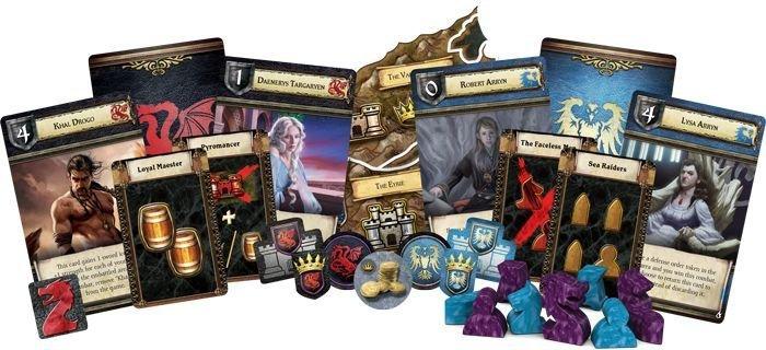 Игра Престолов: Второе издание. Мать драконов (дополнение)