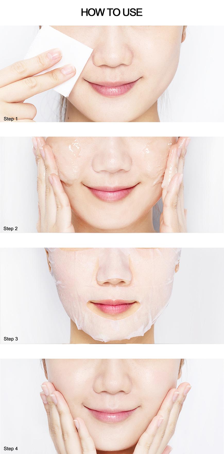 Dr.Jart+ Peeling Solution face mask Тканевая 2-х ступенчатая пилинг-маска