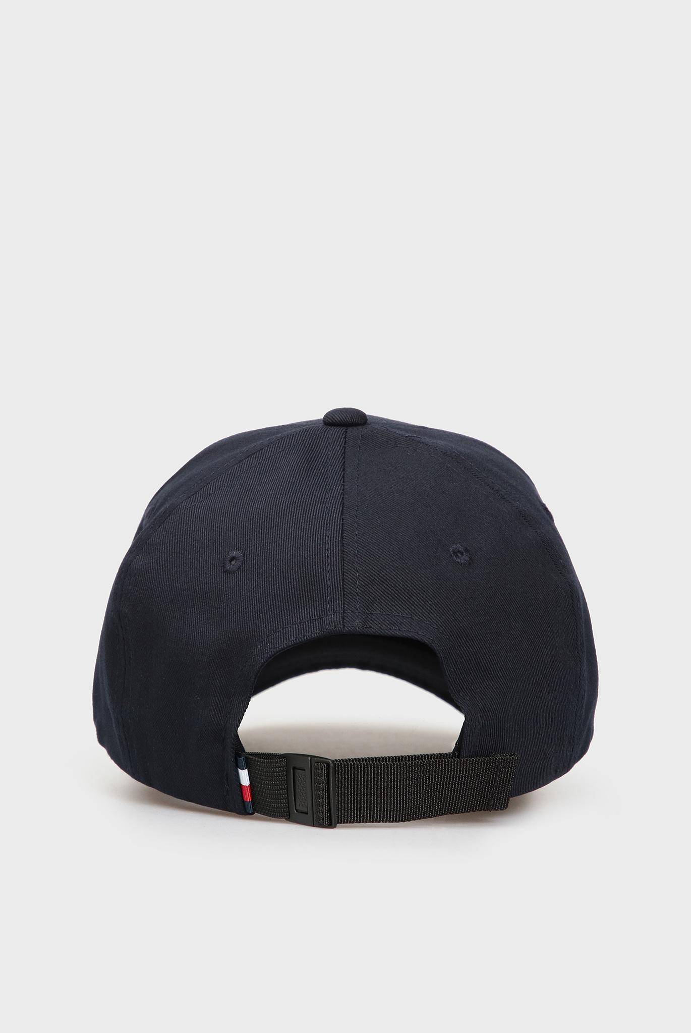 Мужская темно-синяя кепка Tommy Hilfiger