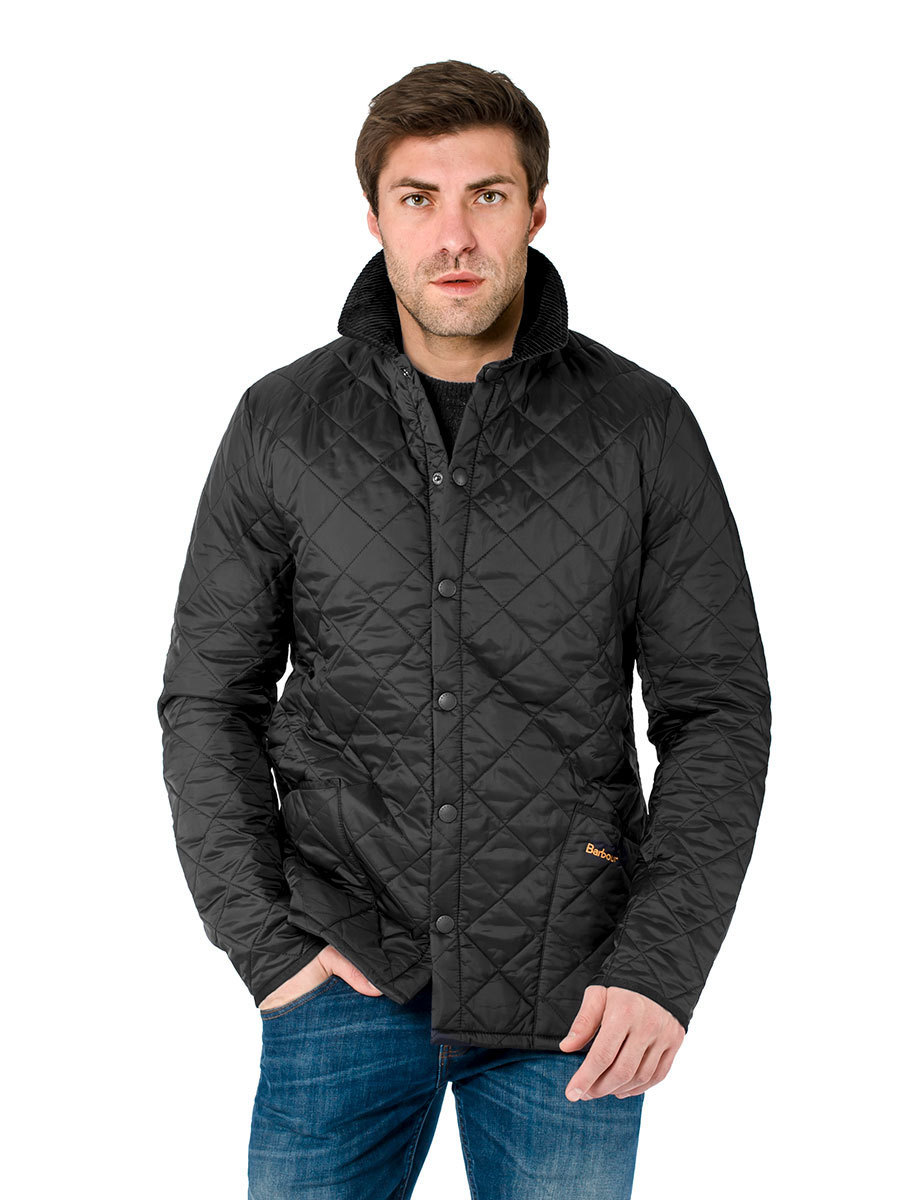 Barbour куртка Heritage Liddesdale Quilt MQU0240/BK11