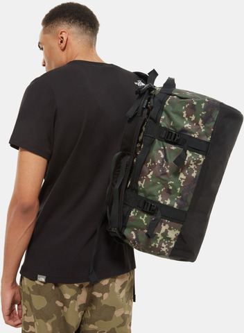 Картинка баул The North Face Base Camp Duffel Xs Bnolgrncam - 3