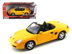Maşın 1:24 SP (A)  Porsche Boxster