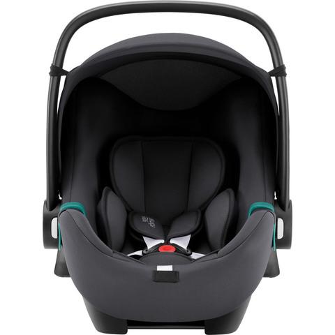 Автокресло Britax Roemer Baby-Safe 3 i-Size Midnight Grey