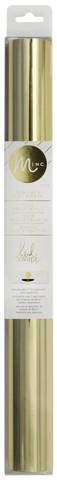 Тонерочувствительная фольга для MINC от Heidi Swapp- Gold 10' Roll