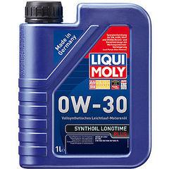 1150 LiquiMoly Синт.мот.масло Synthoil Longtime Plus 0W-30 SJ/CF;A5/B5(1л)
