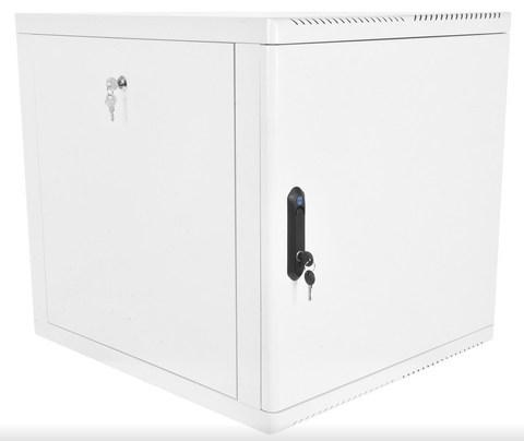 Шкаф ЦМО ШРН-М-12.650.1 телекоммуникационный настенный разборный 12U (600 × 650), съемные стенки, дверь металл
