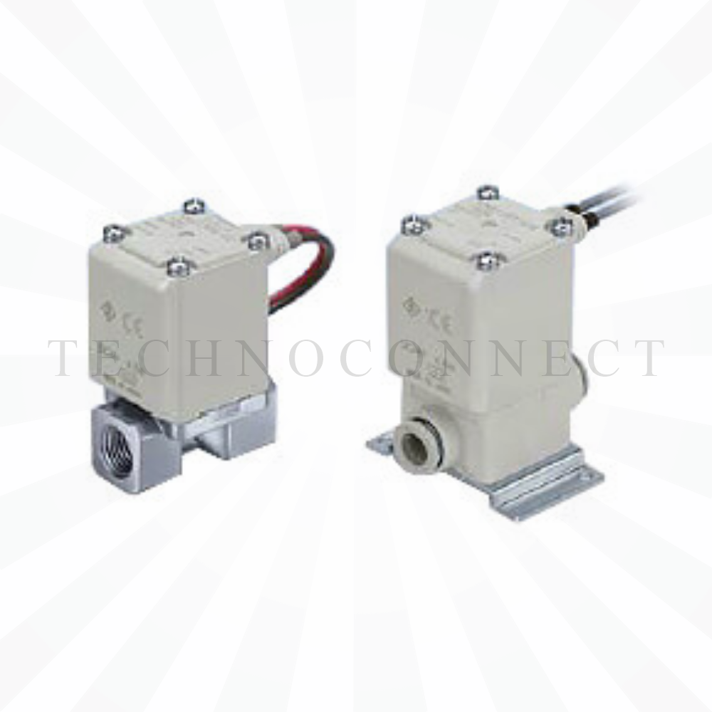 VX210HG   2/2 Клапан Н.З., на воздух, б/р 6, 24VDC, пластик