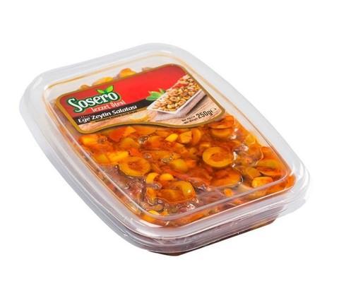 Эгейский оливковый салат, Sosero, 250 г