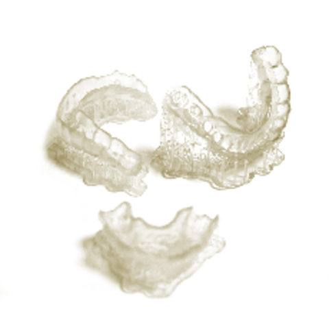 Фотополимер HARZ Labs Dental Clear Form2, прозрачный (500 мл)