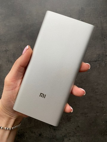 XiaoMI Power Bank3 10000 Mh 2 USB /silver/ USB-C