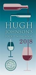Hugh Johnsons Pocket Wine Book 2018