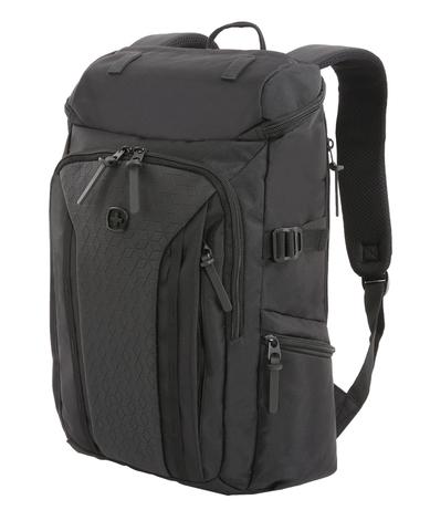 Рюкзак Wenger (2717202408) 15'', чёрный, 29х15х47 см, 20 л