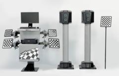Стенд сход-развал 3D Техно Вектор 7 Truck 7204 HT A