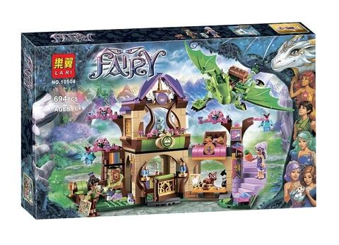 Конструктор Fairy 10504 Секретный рынок