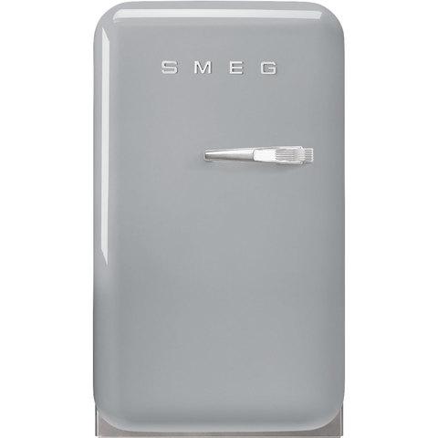 Компактный холодильник Smeg FAB5LSV5