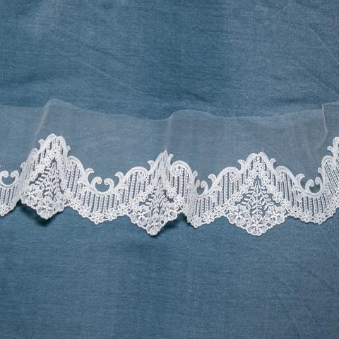 Кружево Ivory Lace - Ограда, узкое