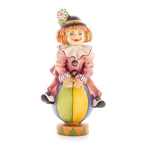 Клоун-мальчик на шаре