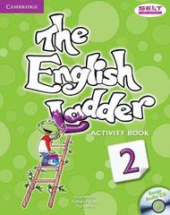 The English Ladder 2 Activity Book with Songs A...