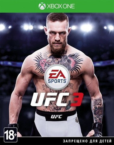 EA SPORTS UFC 3 (Xbox One/Series X, русские субтитры)