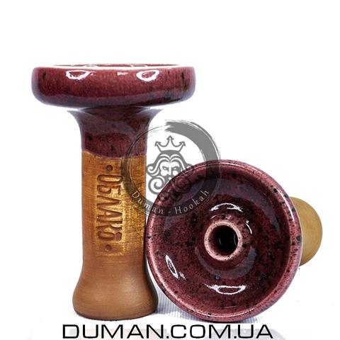 Чаша Oblako Phunnel Glaze Top (Облако)  Bordo L