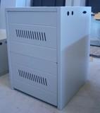 Шкаф для батарей Gewald Electric C4-6 (черный) - фотография