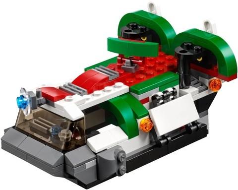 LEGO Creator: Внедорожник 31037 — Adventure Vehicles — Лего Креатор Создатель