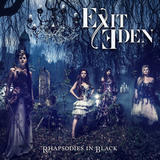 Exit Eden / Rhapsodies In Black (RU)(CD)