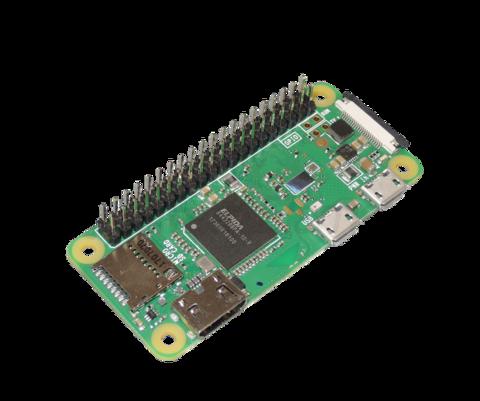 Raspberry Pi Zero WH (Wi-Fi)