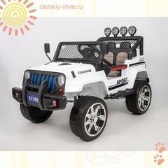 """Электромобиль Barty """"Jeep S2388"""" 4x4"""