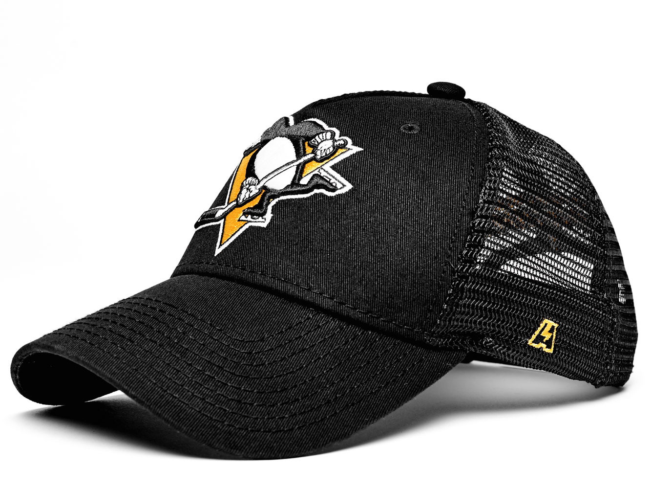 Бейсболка NHL Pittsburgh Penguins