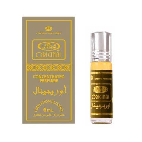 Арабские масляные духи ORIGINAL, Al Rehab, 6 ml (ОАЭ)