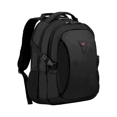 Городской рюкзак чёрный 25 л WENGER Sidebar 601468