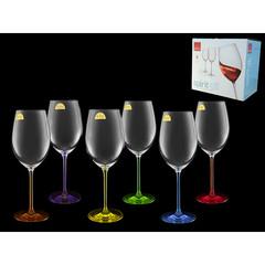 Набор бокалов для вина «Spirit» Арлекино, фото 1